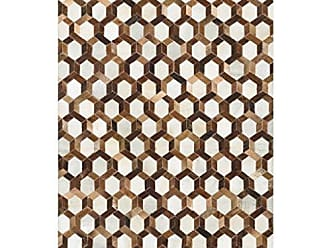 Couristan Chalet Spectrum Ivory-Brown Area Rug, 8 x 114