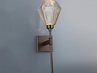 Hammerton Studio IDB0045-08-CA-L1 Hedra Single Light 19 Tall LED Wall
