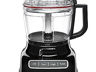 KitchenAid KFP1133OB 11-Cup Food Processor with Exact Slice System - Onyx Black