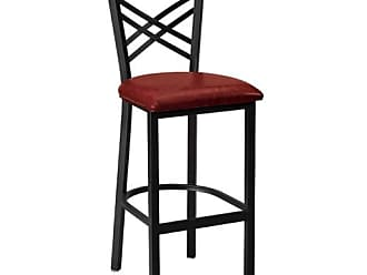 Regal Clovis 26 in. Counter Stool with Vinyl Seat