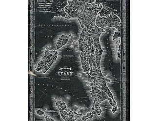 Hatcher & Ethan Italy Map 1866 Canvas Art - HE10986_40X60_CANV_XXHD_HE