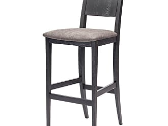 NUEVO Eska 28 in. Bar Stool Dark Gray - HGSR578