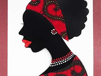 Novica Mansah in Red