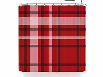 Kess InHouse Nandita Singh Pink Motifs Red Pattern Table Runner