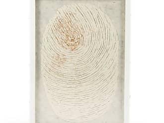 Zentique ZEN30447BY Abstract Paper Framed Art - ZEN30447BY