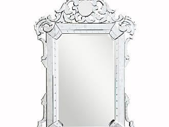 Elegant Lighting Mirror 39.25x1x55.25H CL