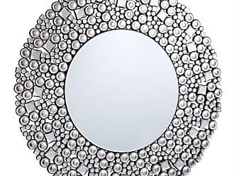 Elegant Lighting Modern Crystal Mirror 35.5D CL