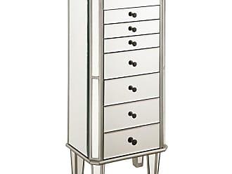 Elegant Furniture & Lighting Danville Jewelry Armoire - MF6-1003SC