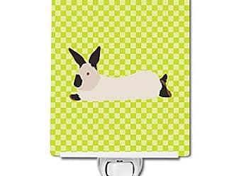 Carolines Treasures Bullmastiff Easter Eggtravaganza Night Light 6 x 4 Multicolor