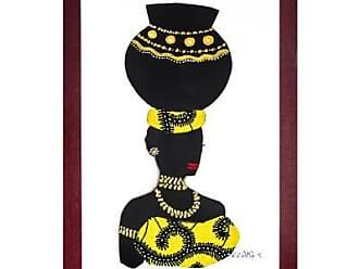 Novica Yaa in Yellow