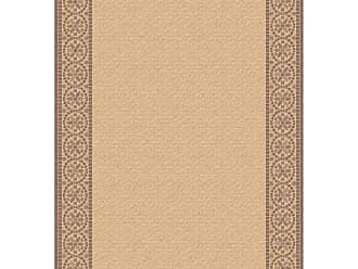 Dynamic Rugs Piazza Mosaic Indoor/Outdoor Area Rug - Natural/Brown - PZ71027453001