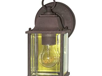 Woodbridge Lighting 60000 1 Light 9 Tall Outdoor Wall Sconce with