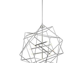 Lite Source Inc. LS-19856 Stacia 9 Light 26 Wide LED Abstract Globe