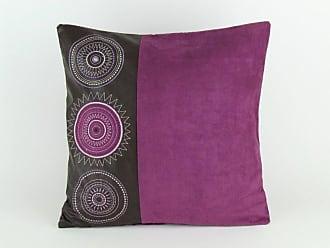 Wayborn Sun Burst Pillow Purple - 11082-1