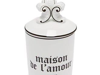 Gucci Maison De Lamour Scented Candle - White Multi