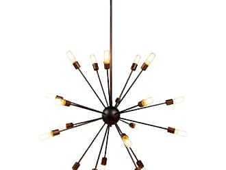 Urban Classic Cork Collection 21 in. Chandelier