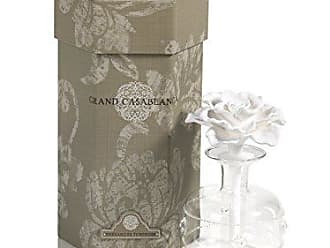 Zodax Grand Casablanca Porcelain Diffuser, Versaille Tuberose Fragrance