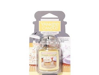 Yankee Candle Company Yankee Candle Car Jar Ultimate, Vanilla Cupcake