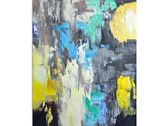 Omax Decor OMAX Decor Color Matrix Original Oil Painting On Canvas - M 3169
