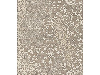 Surya AIL1004-576 Asheville Area Rug, 5 x 76, Neutral, Brown