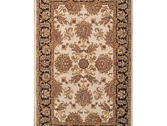 Noble House Harmony Area Rug - Beige/Blue, Size: 8 x 11 ft. - HAR906811