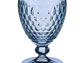 Villeroy & Boch Boston Wine Goblet Set of 4 by Villeroy & Boch - Blue