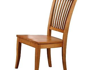 Winners Only Slat Back Side Chair - Set of 2 - WIN815-2