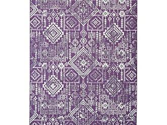 Room Envy Rugs Undira Indoor Rug - Violet - 712R3421VIO000E10