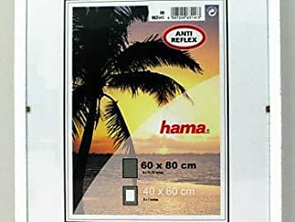 Hama Cadre photo sans bordure Clip-Fix anti-reflet 20 x 28 cm