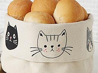 Danica Studio Kitten bread basket