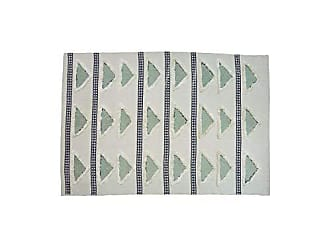 Foreside Home And Garden 4X6 Pyramid Rug