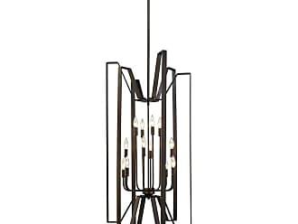 Z-Lite 4000-12 Marsala 12 Light Pendant Brushed Nickel Indoor Lighting