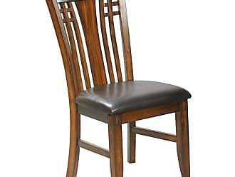Winners Only Zahara Slat Back Dining Side Chair - Set of 2 - WIN267-1