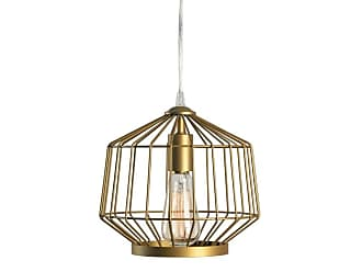 Kenroy Home 93852 Rolf Single Light 9-1/4 Wide Cage Mini Pendant with