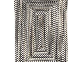 Capel Rugs Bear Creek Rectangular Braided Wool Blend Rug, 5 x 8