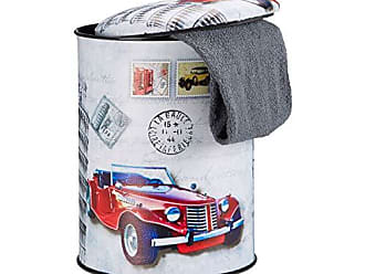 Universali Assortiti Set da 30 pz Casa /& Garage Acciaio plastica Relaxdays 10025461 Appendini /& Ganci Rivestimento PVC Multiuso Rossi Rosso