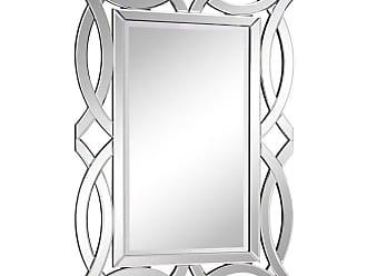 Elegant Furniture & Lighting Modern Wall Mirror - 28W x 40H in. - MR-3347