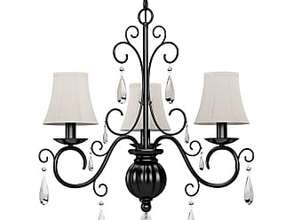 Volume Lighting 4013 Ava 3 Light 20 Wide Mini Chandelier with Ivory