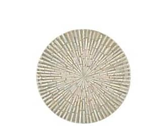 Kim Seybert Byzantine Placemat - Gray