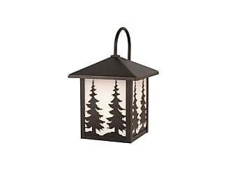 Vaxcel Lighting OW33483 Yosemite Outdoor 1 Light Outdoor Wall Sconce