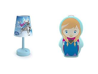 Philips Disney Frozen Kids Table Lamp w/ Philips Kids LED Disney Frozen Light