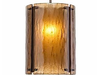 Hammerton Studio LAB0044-16-BG-001-E2 Textured Glass 16 Wide Full