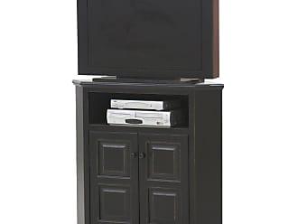 Eagle Furniture Savannah 41 in. Wide Corner TV Stand - 92734RPBK