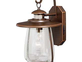 Vaxcel Lighting T0179 Galway Single Light Photcell Outdoor Wall Sconce