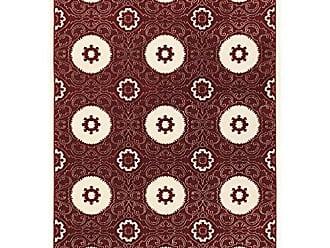 Linon Linon Collection Prisma Karma Red 2x3