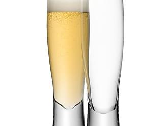 LSA International Bar Lager Glasses - Set of 2