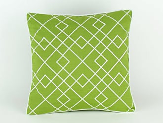 Wayborn Embroidered Polyester Pillow Mint Green - 11318-1