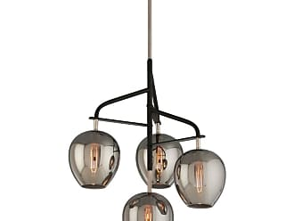 Troy Lighting F4295 Odyssey 29 Tall 4 Light Pendant with Plated