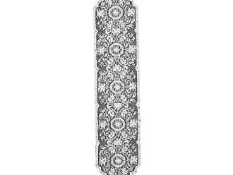 Heritage Lace Medallion 14-Inch by 72-Inch Runner, Earth