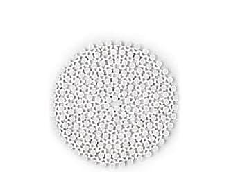 Kim Seybert Bamboo Placemat - White